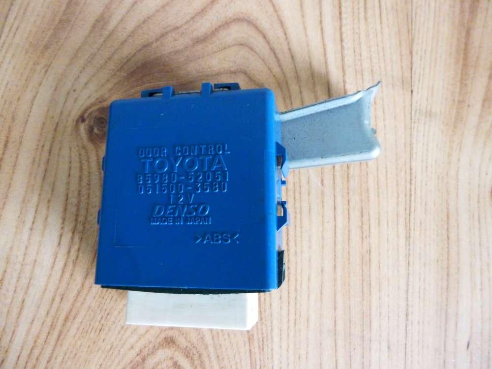 Toyota Yaris Verso Bj.2001 Steuergerät Tür Türsteuergerät 85980-52051
