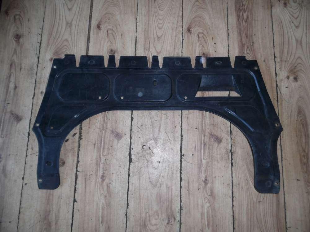 Original VW Polo Unterbodenschutz Unterfahrschutz Motorabdeckung 6Q0825237R