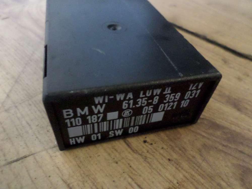BMW 316i Bj:1996 Wisch-Wasch Steuergerät Modul Wischerrelais 61358359031