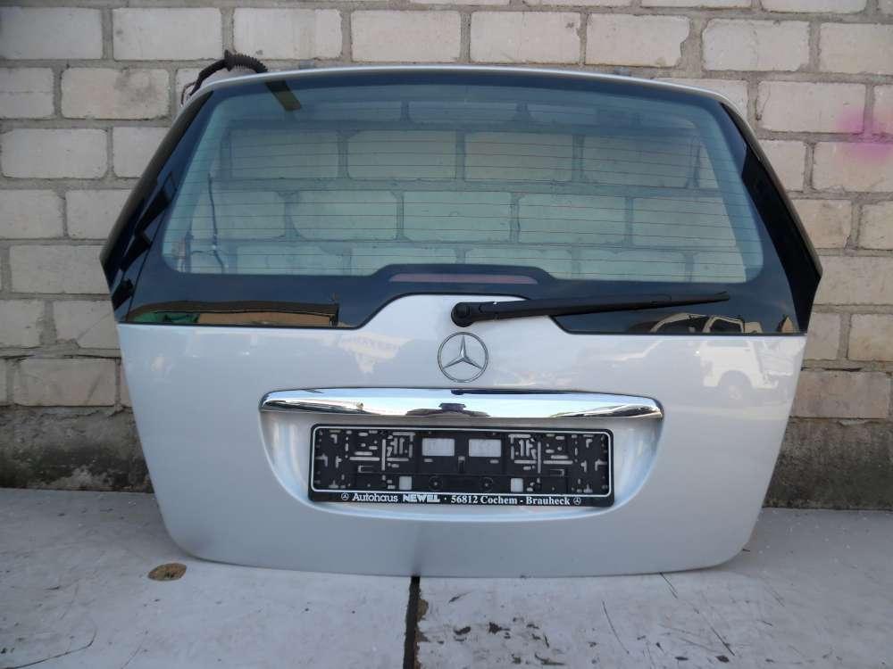 Mercedes W169 A-Klasse  Heckklappe Tür Hecktür  Farbe: 761-Polarsilber