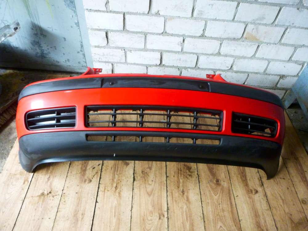 VW Golf IV 1J0807221 Stoßstange vorne Original Farbcode : LP3G