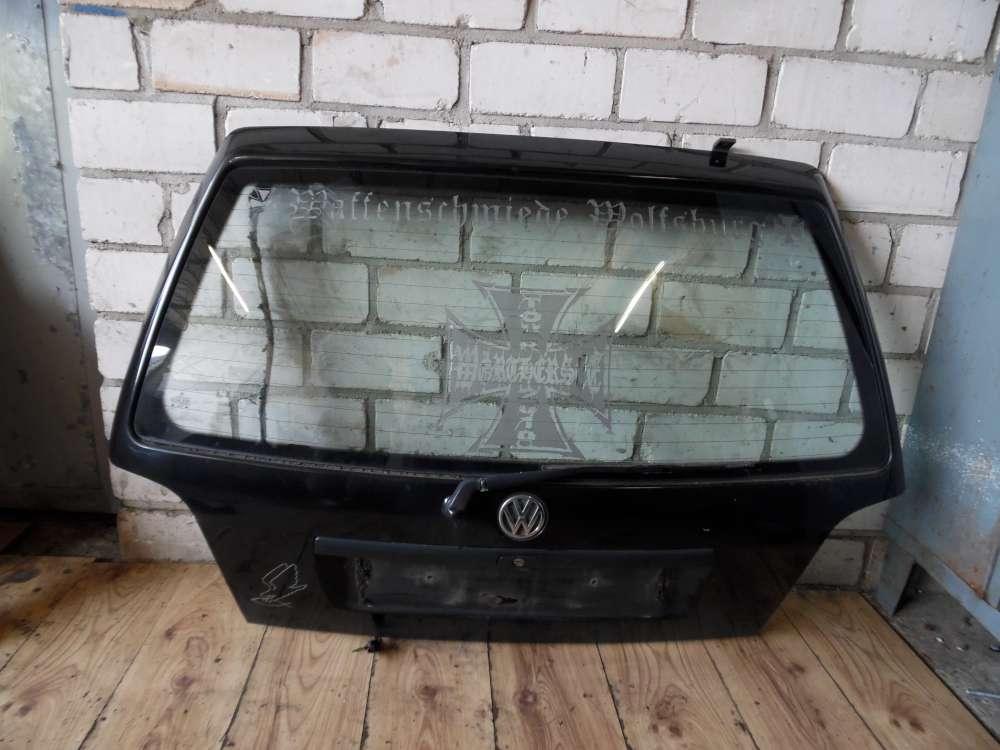 VW Golf III 3 Heckklappe Schwarz Farbcode: LC9Z
