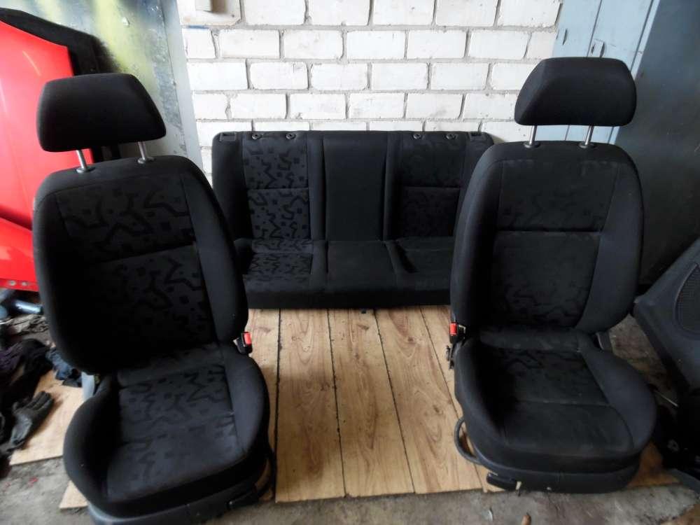 Sitze VW Golf IV 4  Bj 99 komplett Sitze