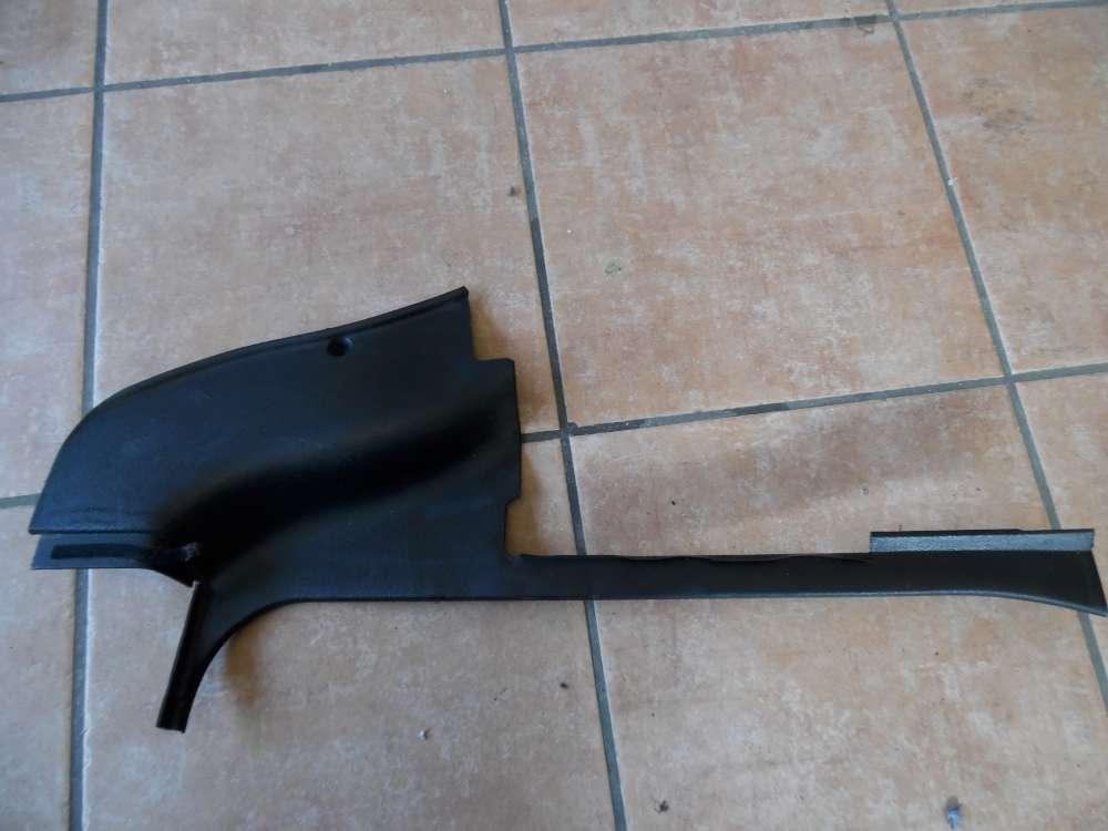 VW Golf 3 Verkleidung A Säule Abdeckung Fußraum rechts 1H1863484A