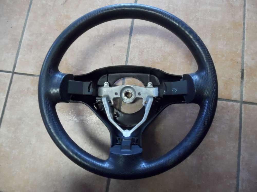 Peugeot 107 Bj.2009 Lenkrad Ohne Airbag GS120-01840