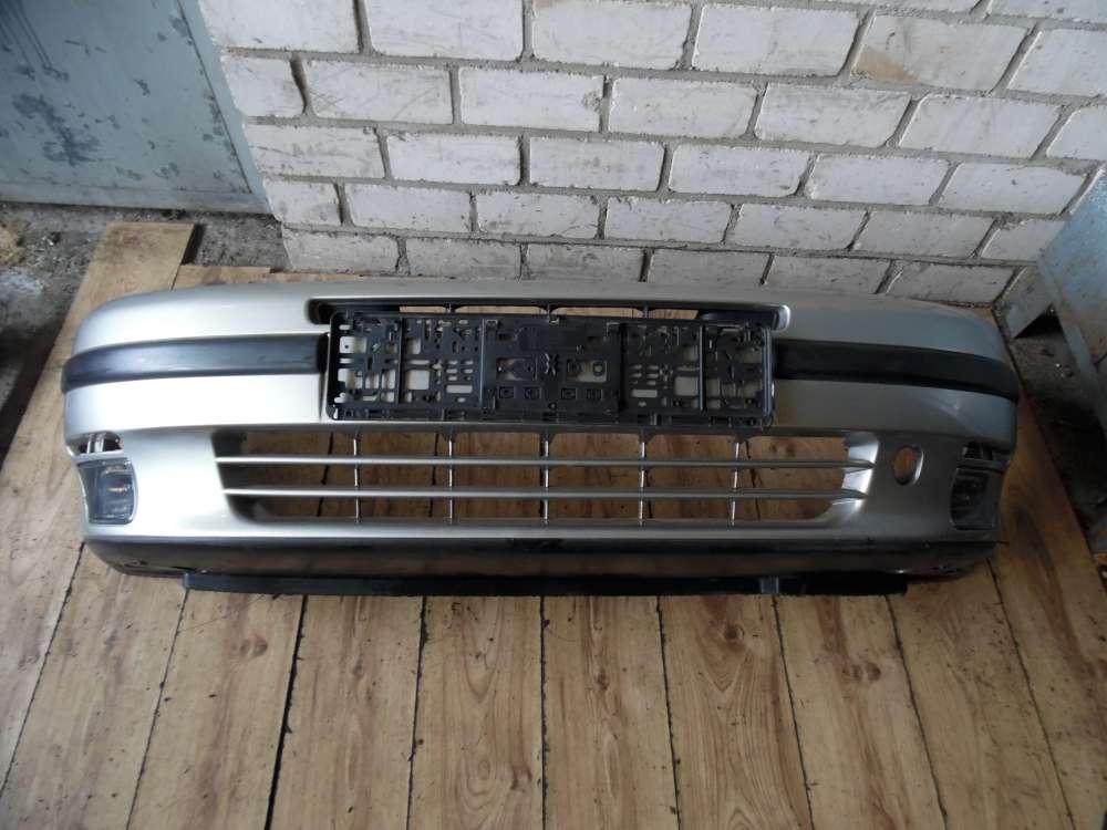 Fiat Punto Bj.1999 Stoßstange vorne Original Silber 647