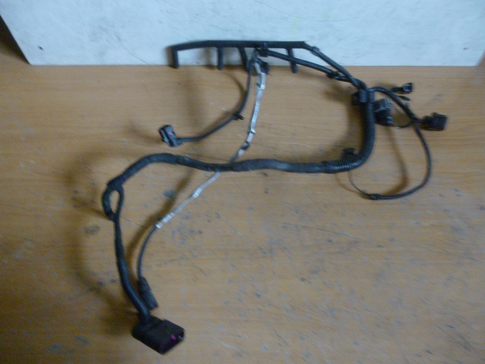 Skoda Octavia Bj.2002 Kabelbaum Kabelstrang 1J0973837 038971220