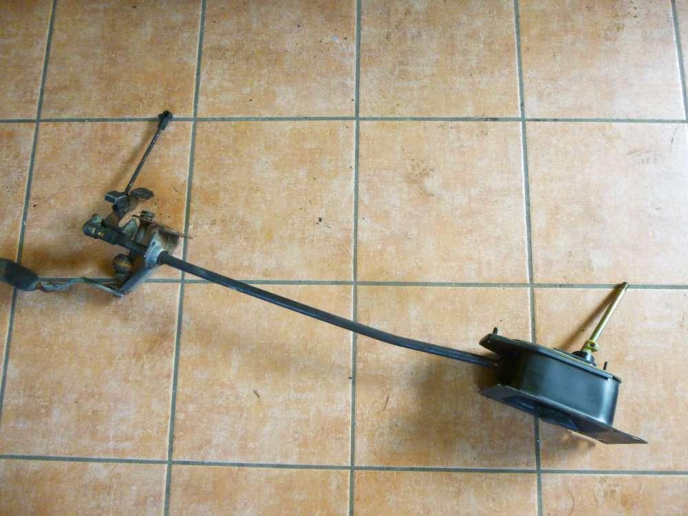 VW Golf 3 Original Schaltgestänge Schaltkulisse 1H0711063C