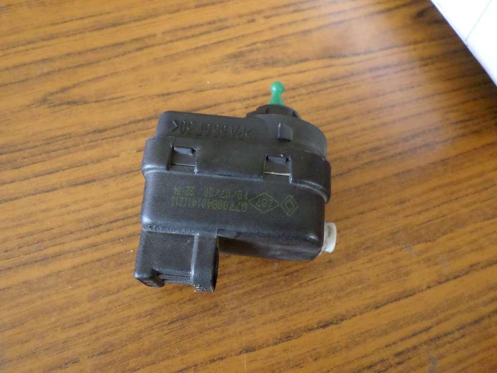 Renault Megane Scenic Stellmotor für Frontscheinwerfer Links Q7700840141121J