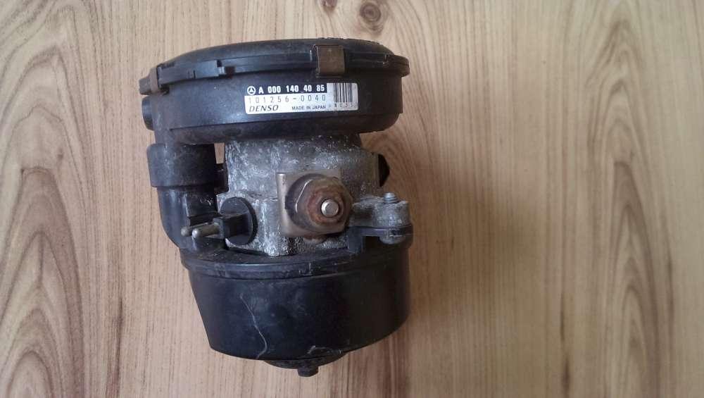 Mercedes W168 Bj.2000 Sekundärluftpumpe Sekundärpumpe A0001404085 101256-0040