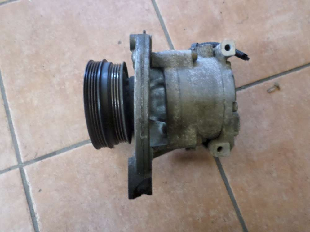 Fiat Punto 179 Klimakompressor Klimapumpe Klimaanlage 507775000