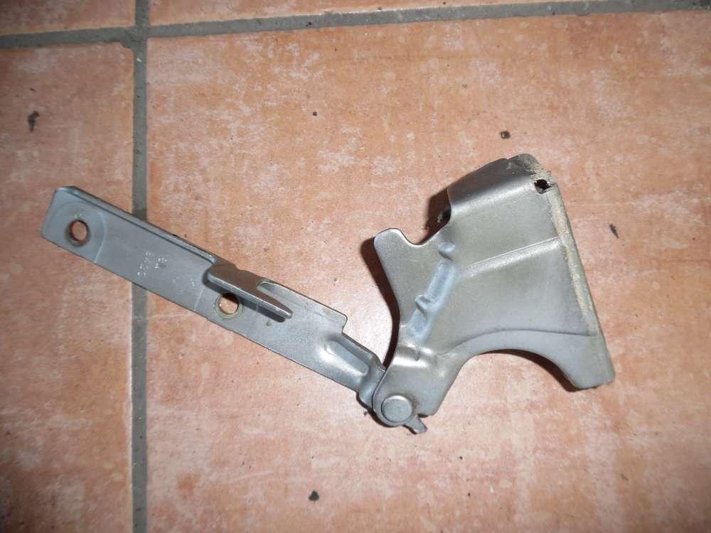 Fiat Punto 176 Motorhaube Scharnier Motorhaubenscharnier Gelenk Rechts Silber