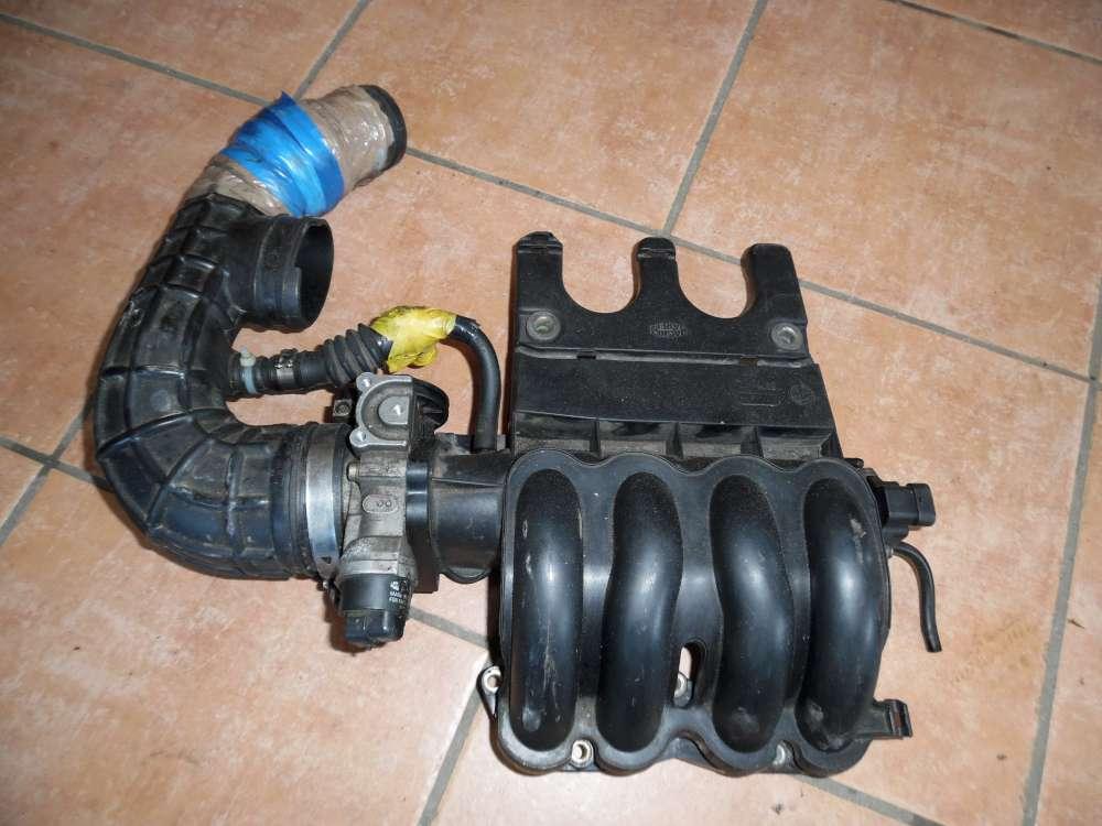 Fiat Punto 176 Original krümmer Abgaskrümmer mit Luftansaugkanal 7786450