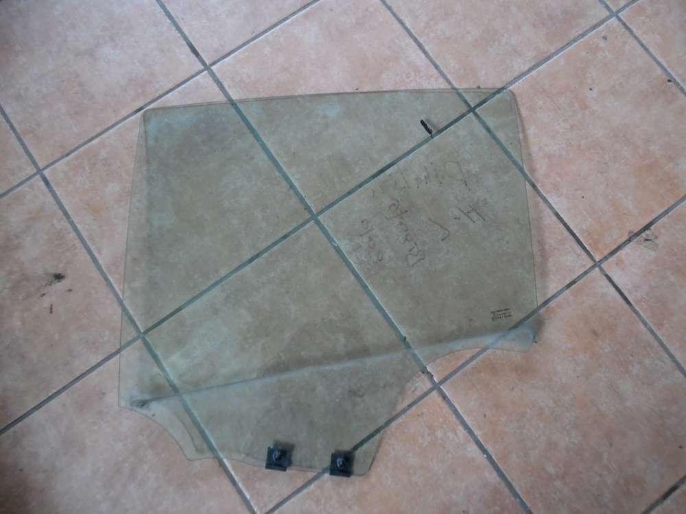 Dacia Sandero original Bj:2010 Scheibe Türscheibe Hinten Links 43R-00351