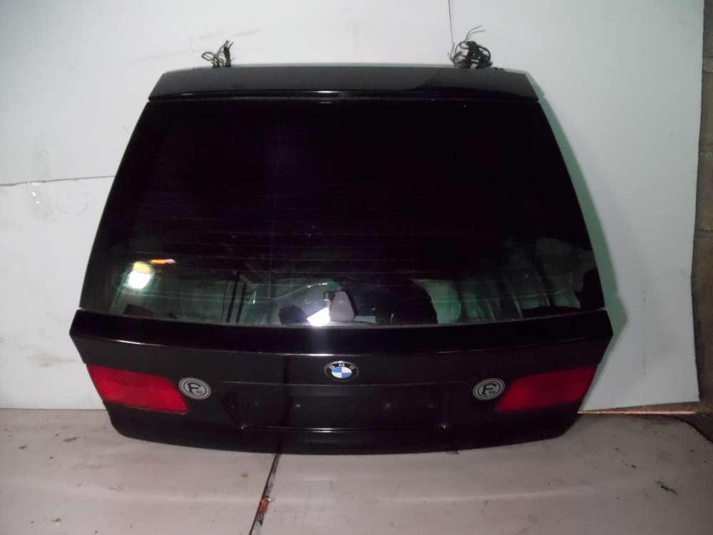 BMW E39 5er Touring Heckklappe Kofferraumklappe Kofferraumdeckel  schwarz