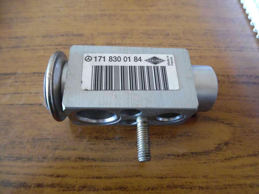Mercedes W169 A150 Klimaventil Expansionsventil 1718300184