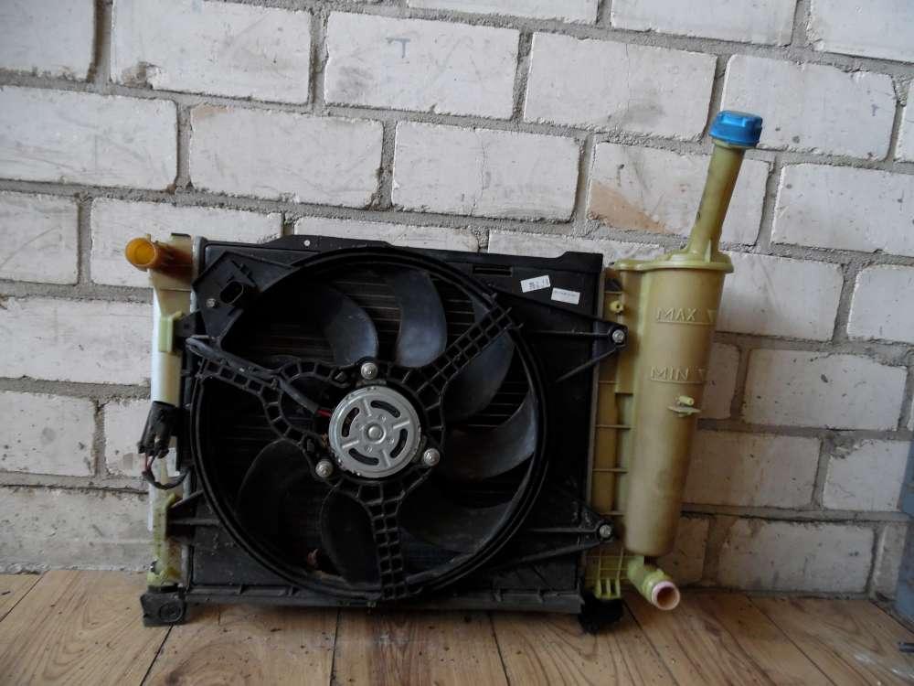 Fiat Punto Motor Wasserkühler Lüfter 878300600