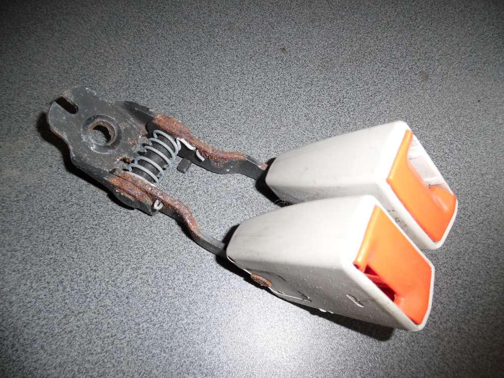 Ford Mondeo BWY Original Gurtschlösser Gurt Schlösser Hinten
