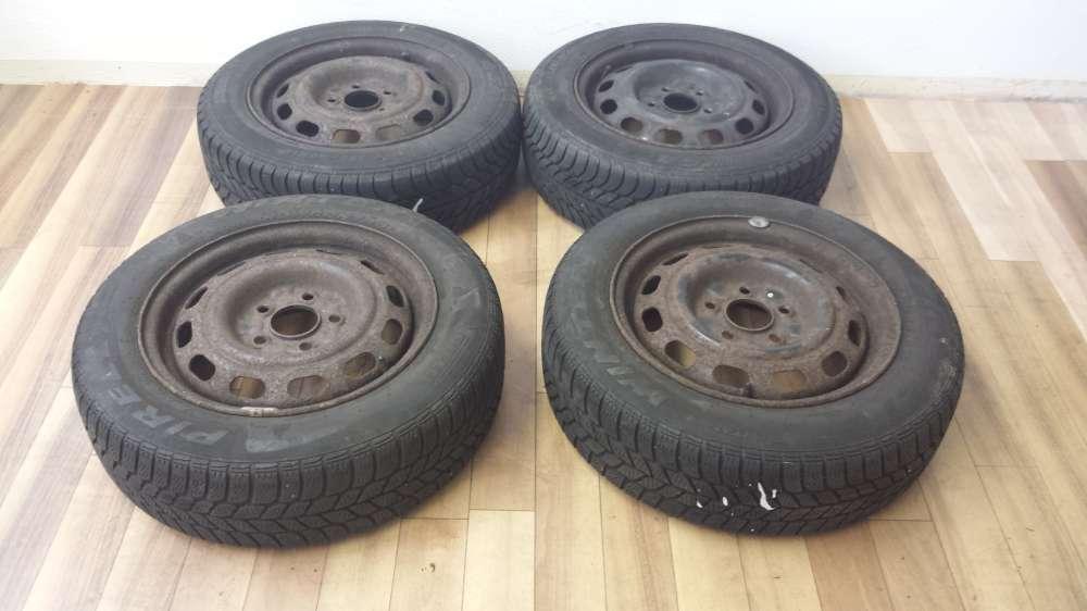 Stahlfelgen Für Mazda 626 Winterreifen 6J x 15  185 / 65 R15 88T 5 Loch