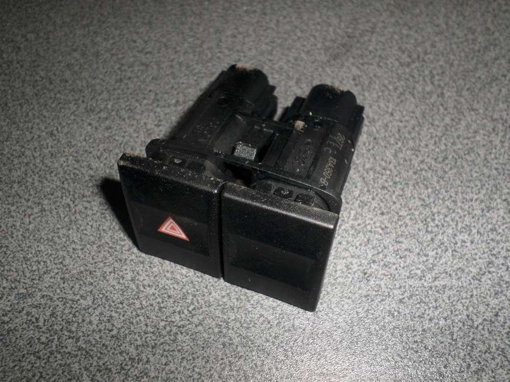 Ford Mondeo BWY Original Schalter Warnblinkschalter 2S7T-13A350-BA