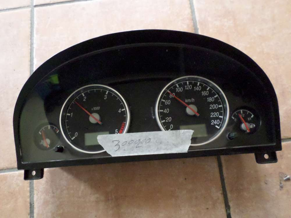 Ford Mondeo BWY Tacho Kombiinstrument 1S7F10841