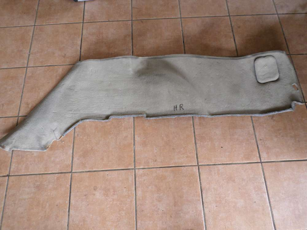 Ford Mondeo BWY Bj 2002 Innenraum Teppich hinten Rechts