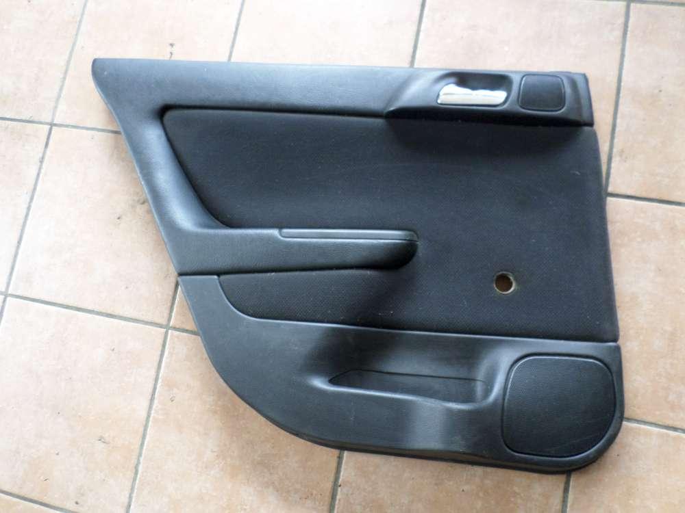 Opel Astra G Bj 1999 Türverkleidung Türpappe innen Verkleidung Hinten Links 009100467