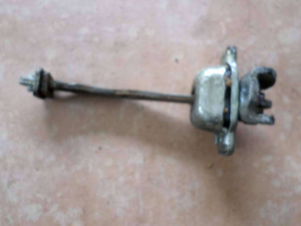 Opel Astra G Bj 1999 Türfangband Hinten Links