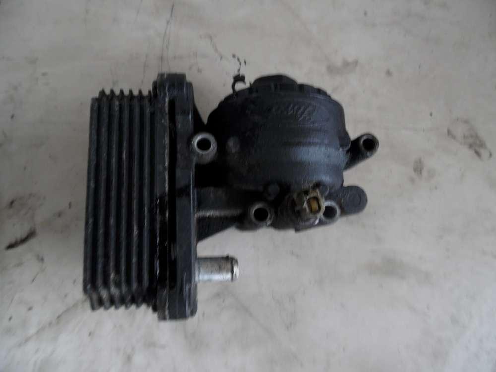 FORD MONDEO III KOMB 96 Kw Original Ölkühler Ölfiltergehäuse