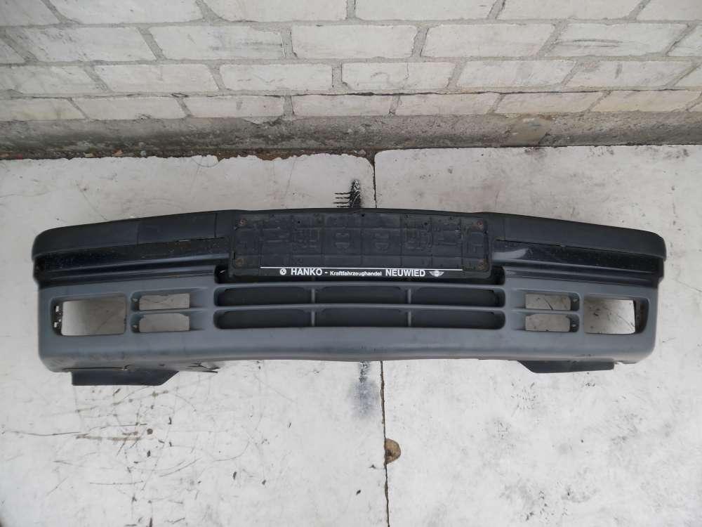 BMW 3er E36 316i Bj.1996 Stoßstange vorne Schwarz Cosmosschwarz metallic 303/9