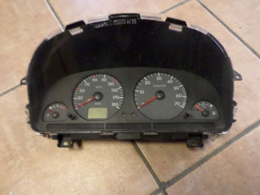 Peugeot Partner Tacho Kombiinstrument 9639368480