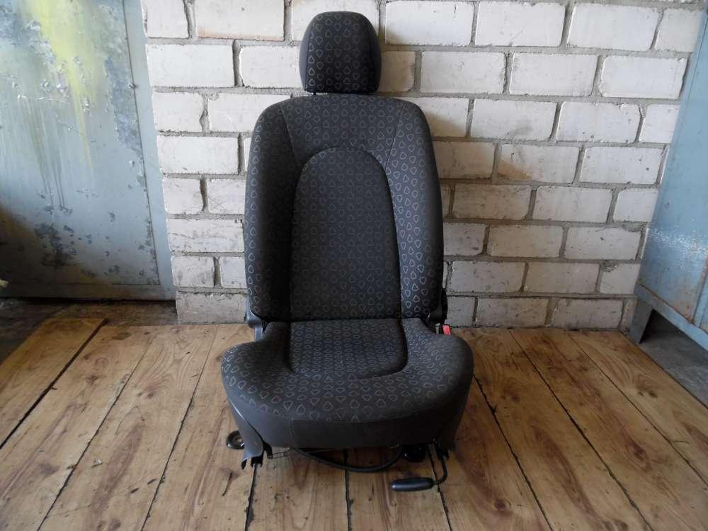 Ford KA Bj 96 Sitz Beifahrersitz vorne Rechts mit Airbag 3 Türer