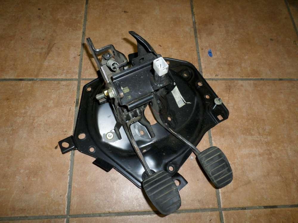 Renault Kangoo Original Pedale Kupplungspedal Bremspedal Pedalblock