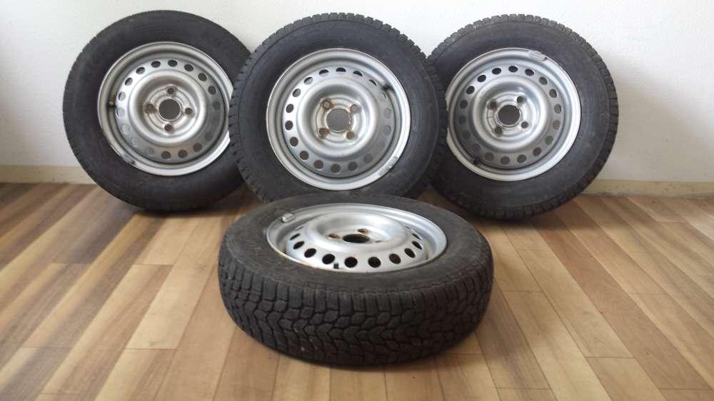 Stahlfelgen Für Opel Corsa B Winterreifen 165/70 R13 79T 4.5Jx13 ET:49 4 Loch