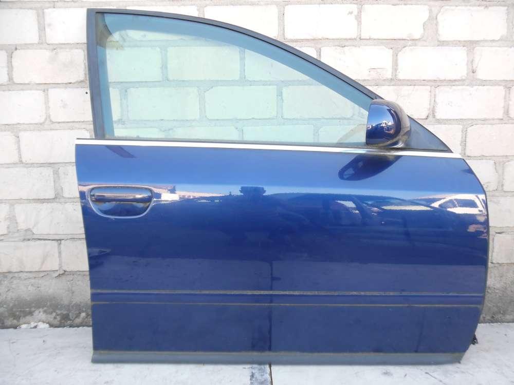 Audi A6 4B Kombi Beifahrertür Tür vorne Rechts Blau Farbcode: LZ5K