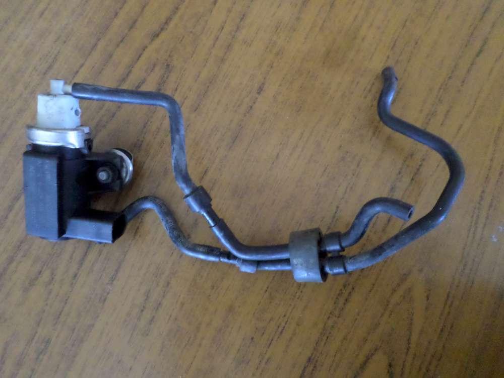 VW Golf 4 Magnetventil Unterdruckventil 1J0906627B