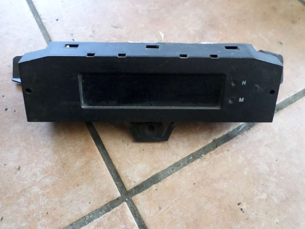 Renault Twingo Display Bordcomputer Uhr 7700820024