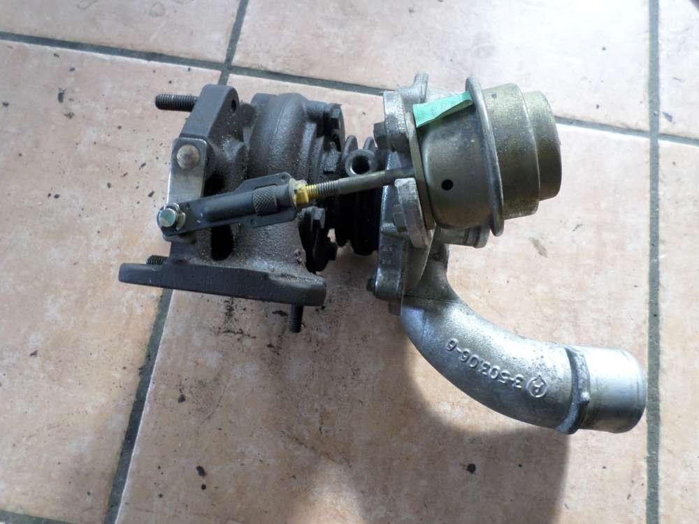 Renault Megane Scenic Turbolader Turbo 8200091350