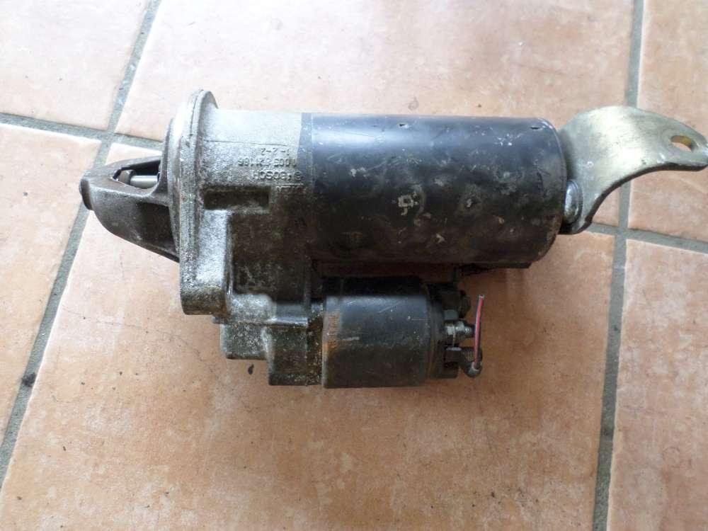 OPEL Astra F Original Anlasser Bosch 0331303125