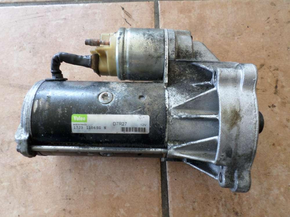 Peugeot 307 Bj 2004 Anlasser Starter Motor