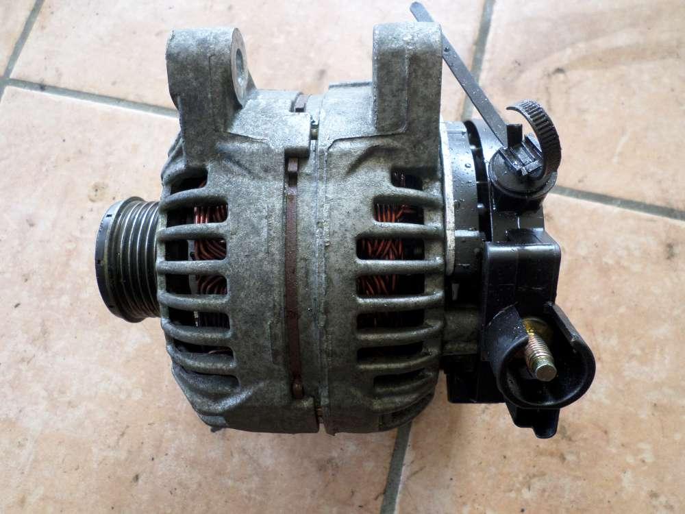 Peugeot 307 Bj 2004 Original Lichtmaschine Generator 96463218