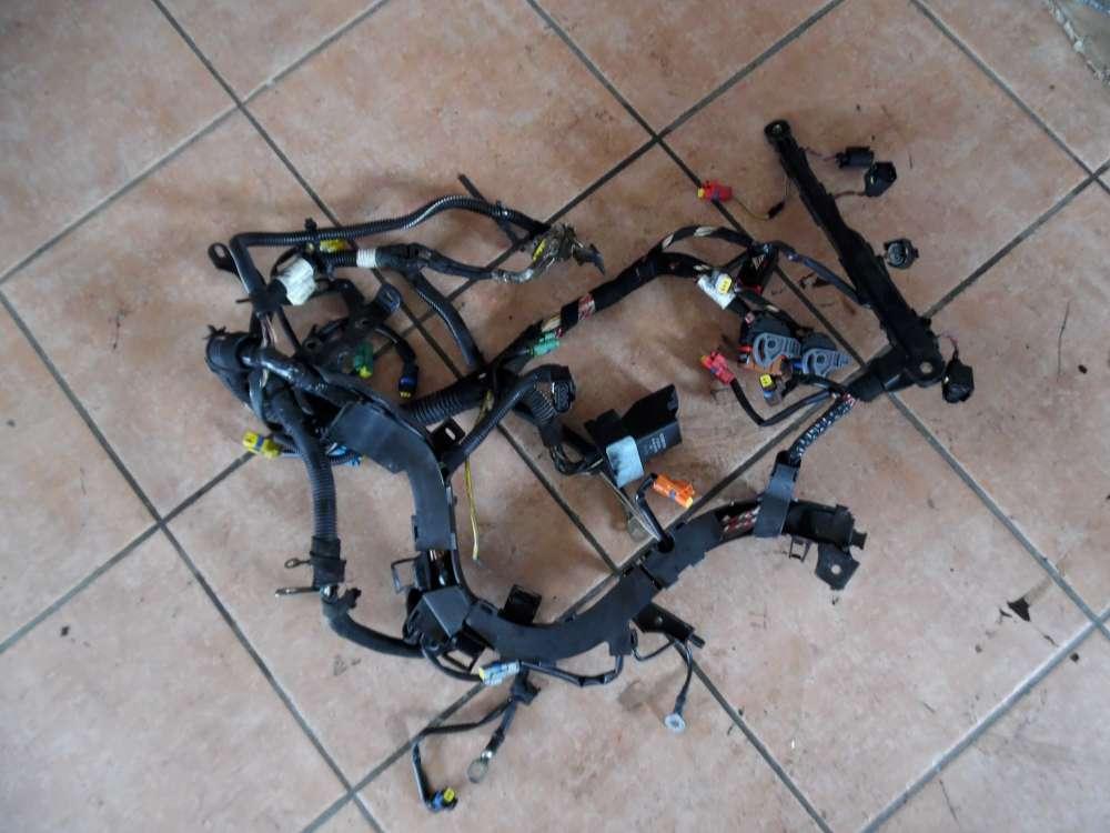 Peugeot 307 Kabelbaum Motorkabelbaum 9633466480
