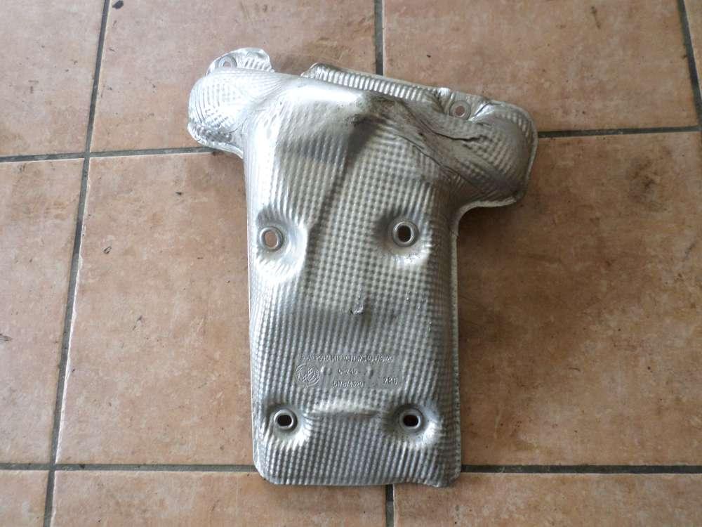 Ford Ka Hitzeblech Hitzeschutz Blech Auspuff 517874320