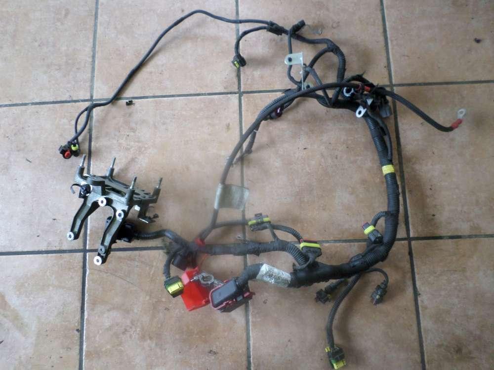 Ford Ka Bj 2009 Kabelbaum Motorkabelbaum Motorkabel 55209380