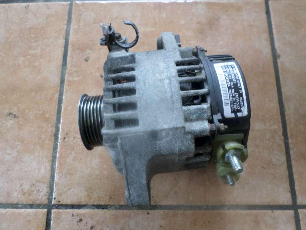 Toyota Yaris Verso Bj:2001 Lichtmaschine 27060-0Q070
