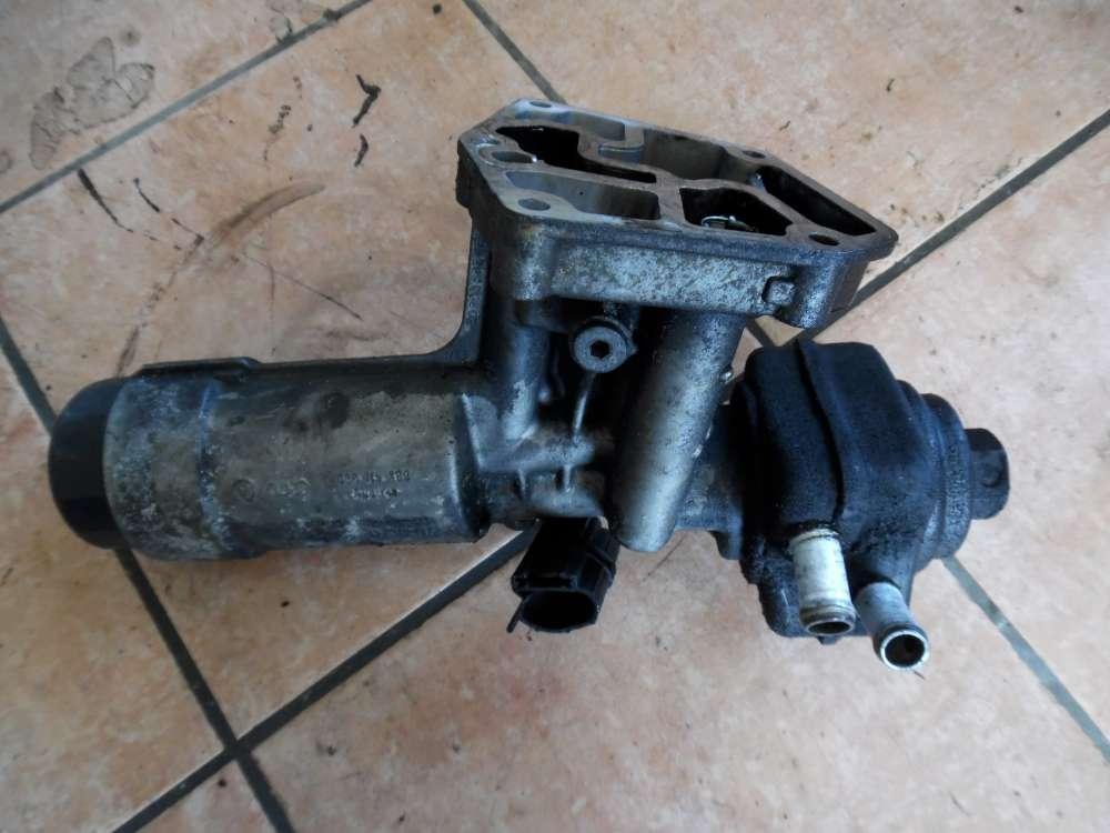 VW Golf 4 Ölfiltergehäuse Ölfilter Gehäuse 038115389