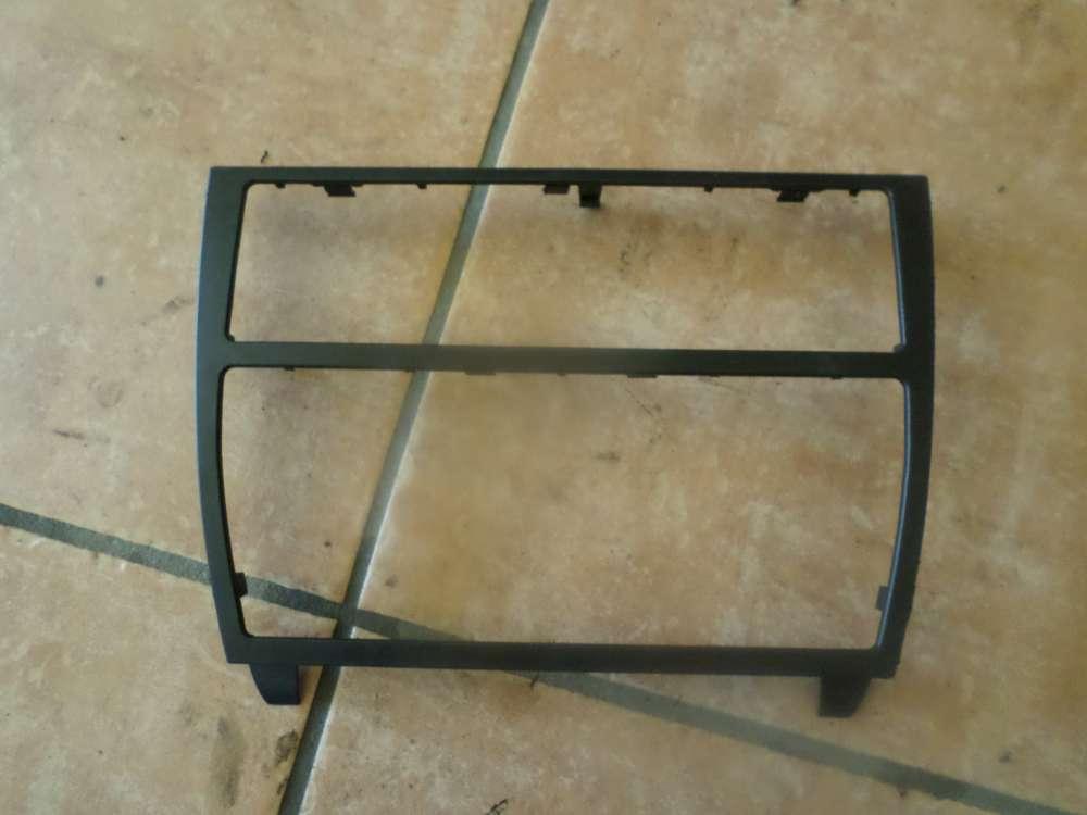 Audi A6 Radioblende Blende Mittelkonsole schwarz 4B0863263F