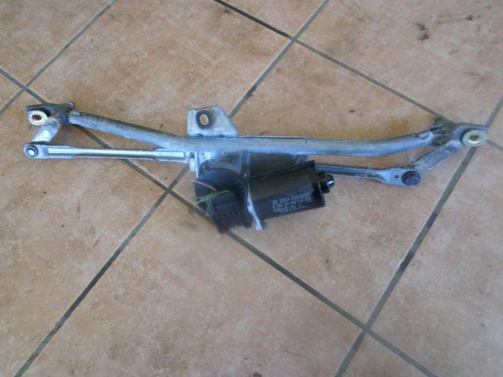 Audi A6 Scheibenwischer Wischermotor Gestänge Motor Wischer 4B1955113 4B1955023B