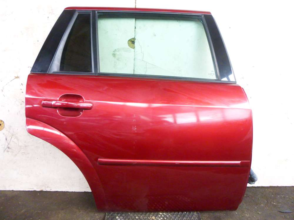 Ford Mondeo III 3 Kombi BWY Tür Hinten rechts Farbe Rot I3
