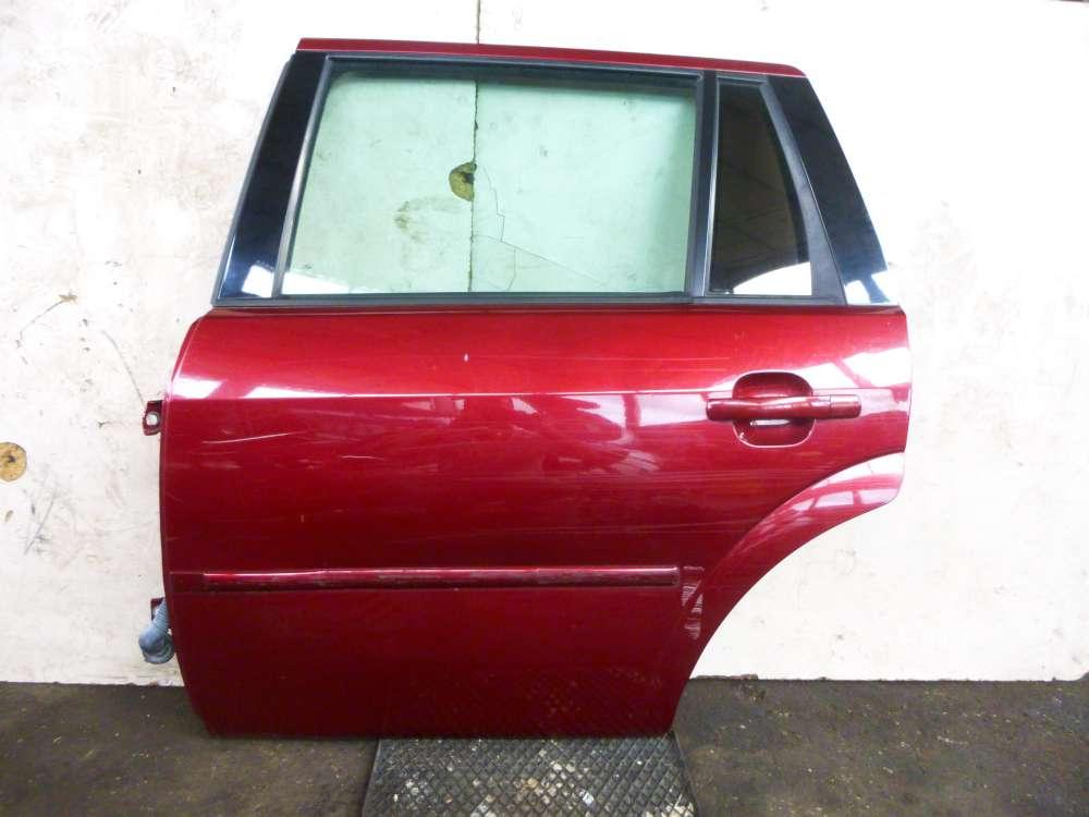 Ford Mondeo III 3 Kombi BWY Tür Hinten Links Farbe Rot I3